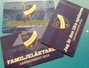 Årskort till IFK Norrköping!